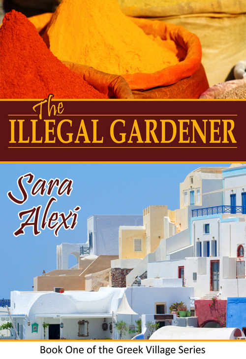 The Illegal Gardener by Sara Alexi Available on Amazon